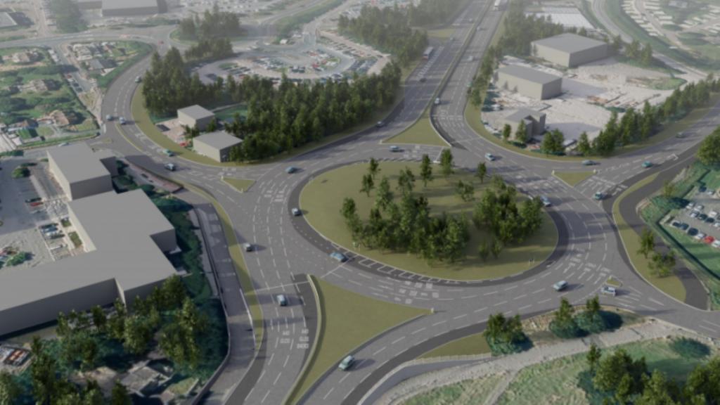 west cheltenham transport improvement scheme