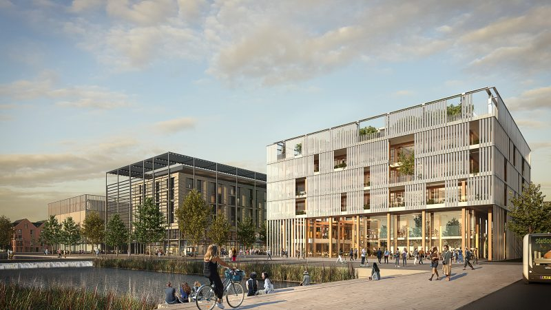 The Golden Valley Development UK