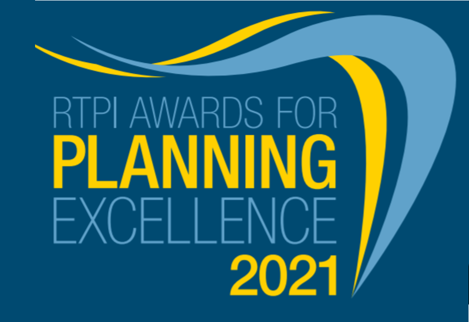 Royal Town Planning Institute Awards for Planning Excellence 2021