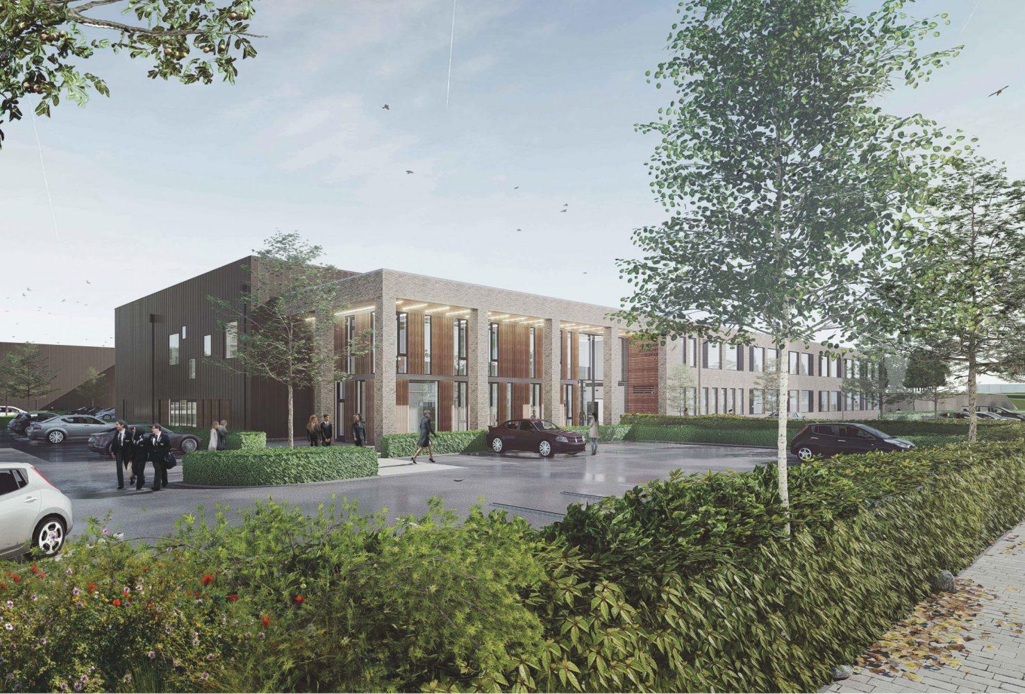CGI_New Cheltenham Secondary School