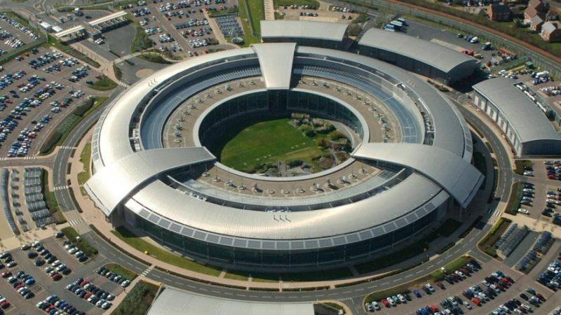 GCHQ - Government Central Headquarters, Cheltenham