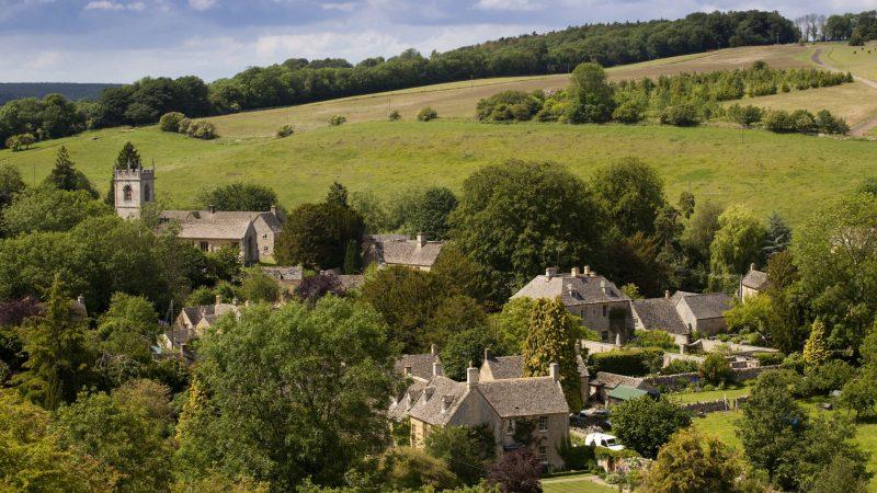 Naunton, Gloucestershire